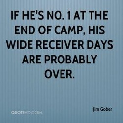IF HE'S NO. I ATTHE 