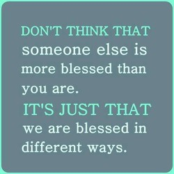 DON'T THINK THAT 