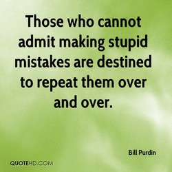 Those who cannot 