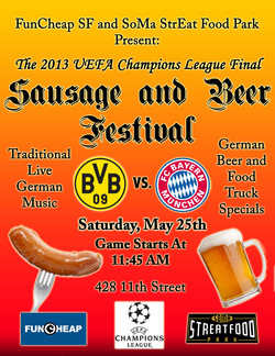 FunCheap SF and SoMa StrEat Food Park 