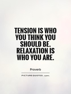 TENSION WHO 