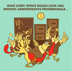 WHAT EVERY OFFICE WOULD LOOK LIKE, 