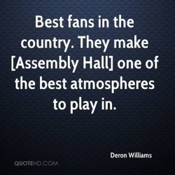 Best fans in the 