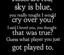 sky is blue, 