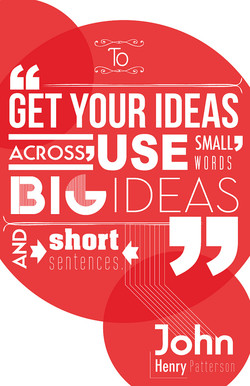 GET YOUR IDEAS 