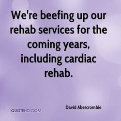 We're beefing up our 