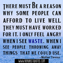 THERE MUST BE A REASON 