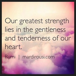 Our greatest strength 