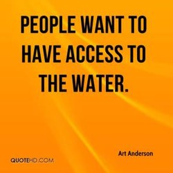 PEOPLE WANT TO 