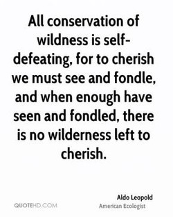All conservation of 
