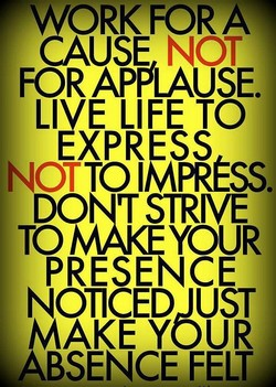 WORK FORA 
