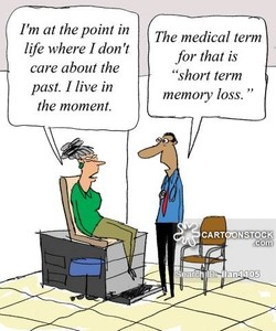 I'm at the point in 