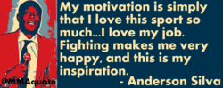 My motivation is simply 