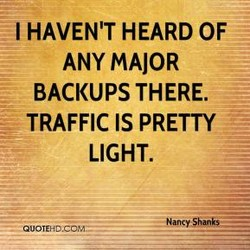 I HAVEN'T HEARD OF 