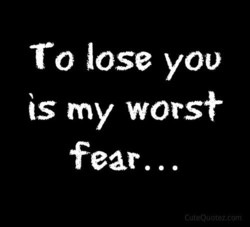 To lose yoo 