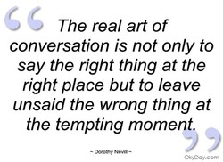 The real art of 