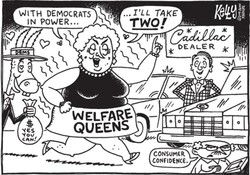 WITH DEMOCRATS 