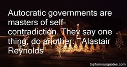 Autocratic governments are 