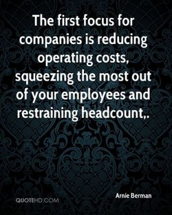 The first focus for 