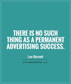 THERE IS NO SUCH 