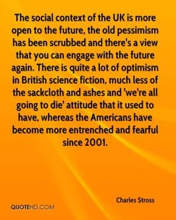 The social context of the UK is more 