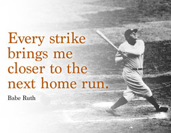 Every strike 