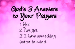 how to get prayers answered fast