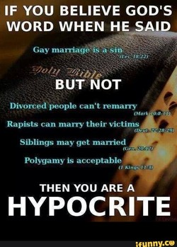 IF YOU BELIEVE GOD'S 