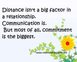 Distance isn't a big factor jn 