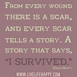 FROM EVERY WOUND 