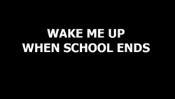 WAKE ME UP 