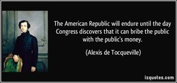 The American Republic will endure until the day 
