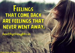 FEELINGS 