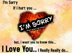 11m Sorry 