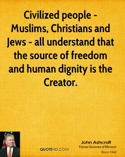 Civilized people - 