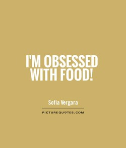 I'M OBSESSED 