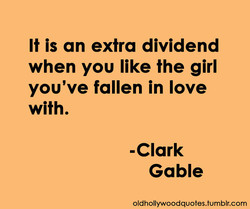 It is an extra dividend 