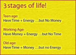 3stages of life! 