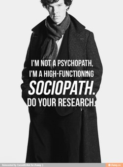 I'M NOT PSYCHOPATH, 