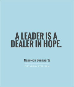 A LEADER A 