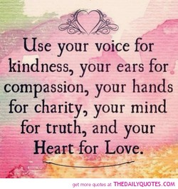 use your voice for 
