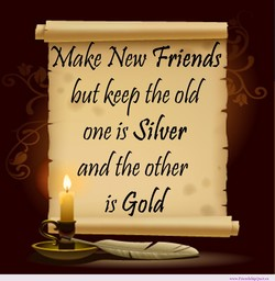 Ma e New friends 