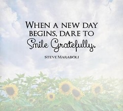 WHEN A NEW DAY 