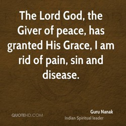 The Lord God, the 