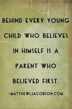 BEHIND EVERY YOUNG 