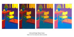 Color and Design Theory Course 