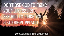 ask GOD TO mal(e 