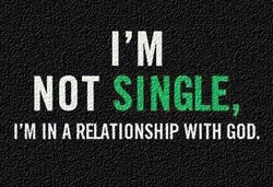 NOT SINGLE, 