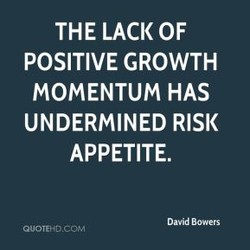THE LACK OF 