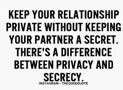 KEEP YOUR RELATIONSHIP 
